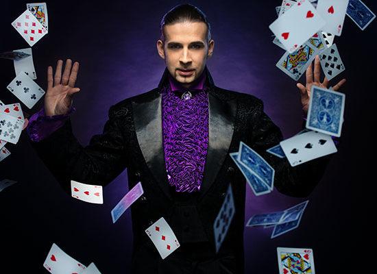 Magicians & Mind Readers