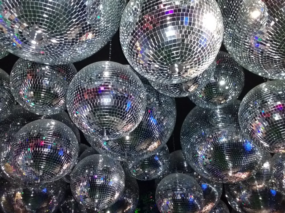 First & Foremost Disco Lots Of Disco Glitter Balls First & Foremost Entertainment Ltd