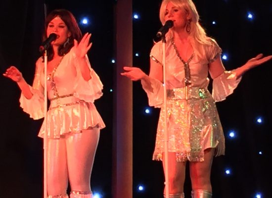 ABBA Girls Duo Tribute 1