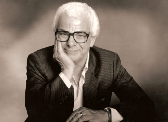 Barry Cryer OBE Celebrity Comedian Sepia Photograph