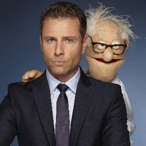 Paul Zerdin ~ Ventriloquist 4