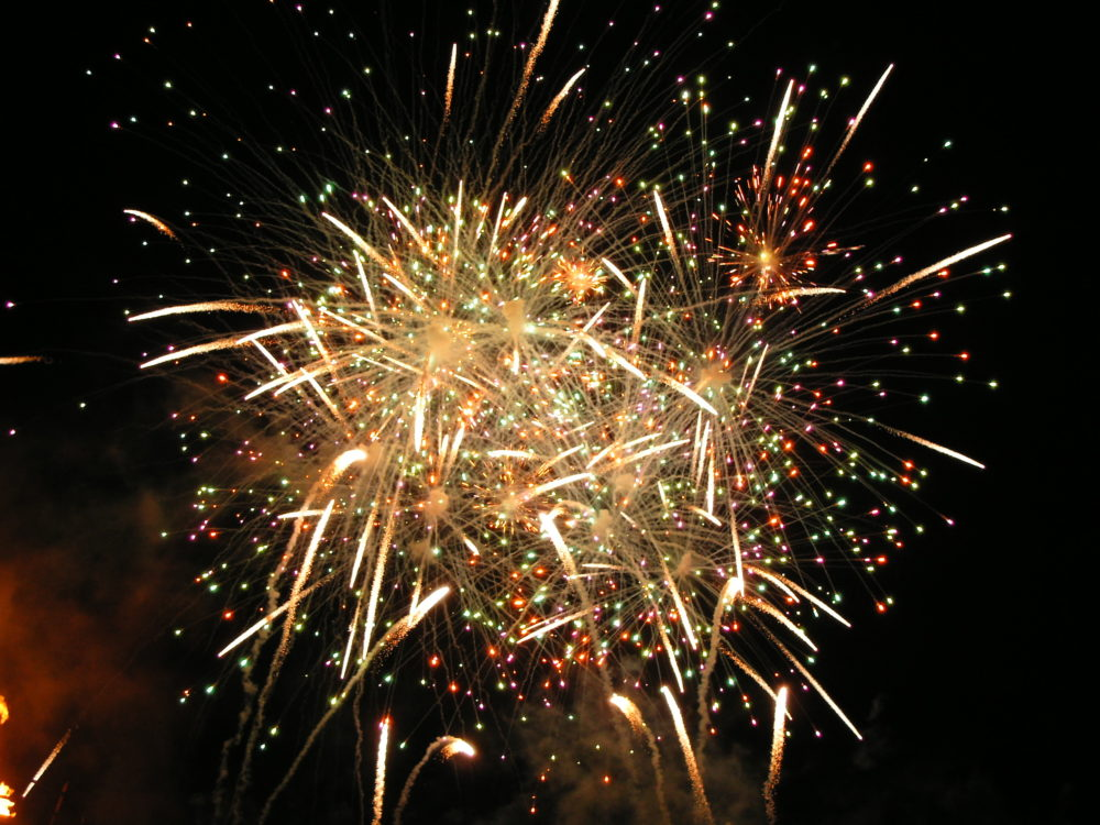 First & Foremost Events Ltd Firework Displays
