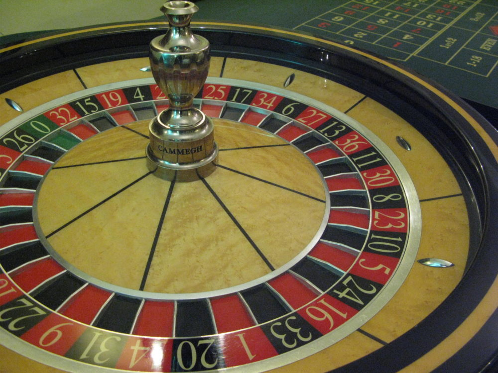 Fun Casino Roulette Wheel First & Foremost Entertainment