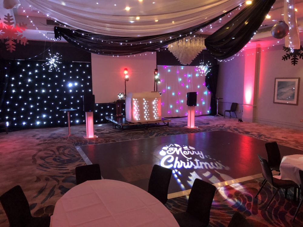 First & Foremost Disco Room Decor