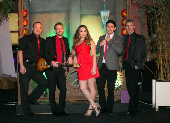 The Party Band Five Piece Corporate Part & Wedding Band