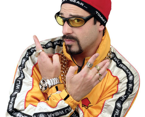 Ali G Lookalike First & Foremost Entertainment Ltd