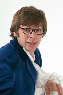 Austin Powers Lookalike First & Foremost Entertainment Ltd