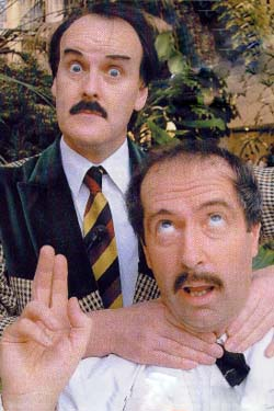 Basil Faelty & Manuel Lookalikes Fawlty Towers For Hire