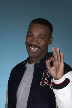Eddie Murphy Lookalike Available For Personal Appearances