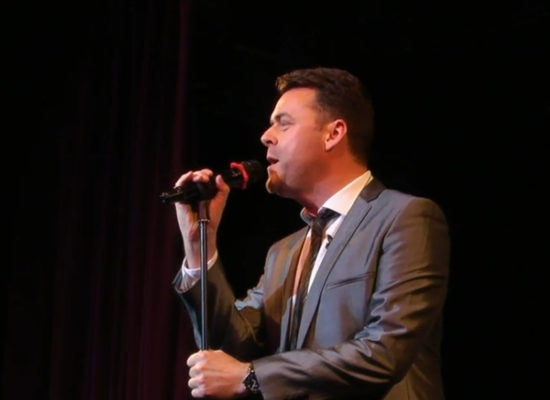 Michael Buble Tribute Act Singing Live