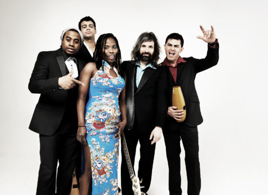 Son Guarachando Cuban Salsa Band Five Piece Line Up