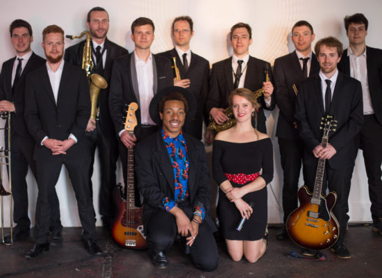 Vibration Station Premium Party Band Against A White Background