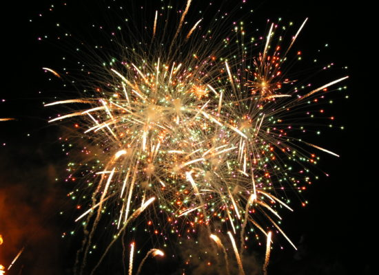 Firework Displays For Corporate Events