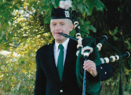 Andy Pipe Major Outdoors First & Foremost Entertainment Ltd